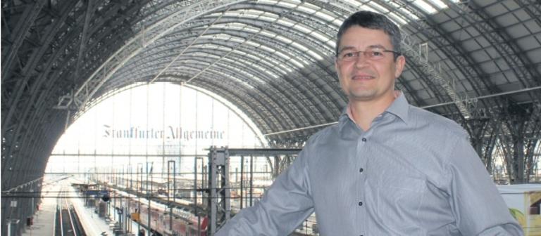 Peter Jaksch, Personalleiter bei Patrizia, hat die Fragebögen des Arbeitgeberwettbewerbs Great Place to Work auch für die interne Unternehmensentwicklung genutzt.