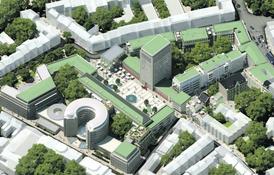 Omega übernimmt das Quartiersmanagement für das Kölner Gerling-Quartier. Bild: Gerling