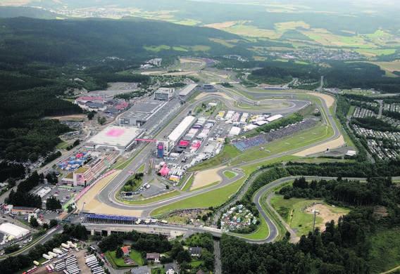 Bild: Nürburgring Betreibergesellschaft