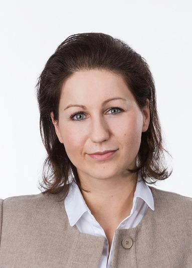 Kerstin Gelbmann.