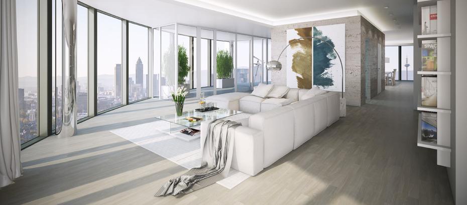 actris legt grundstein f r frankfurter henninger turm. Black Bedroom Furniture Sets. Home Design Ideas