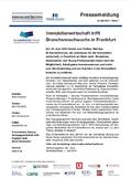 Immobilienwirtschaft trifft Branchennachwuchs in Frankfurt