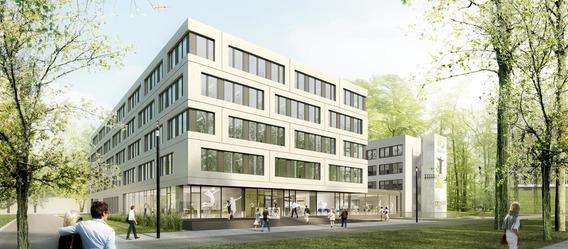 Bild: nesseler grünzig bau/HPP Architekten