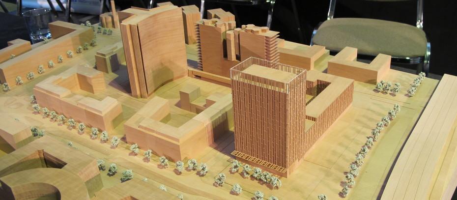 Offenbach CG investiert mehr als 300 Mio Euro am Kaiserlei