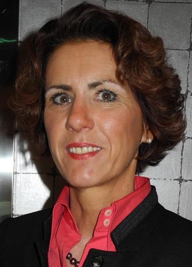 Martina Borgmann.