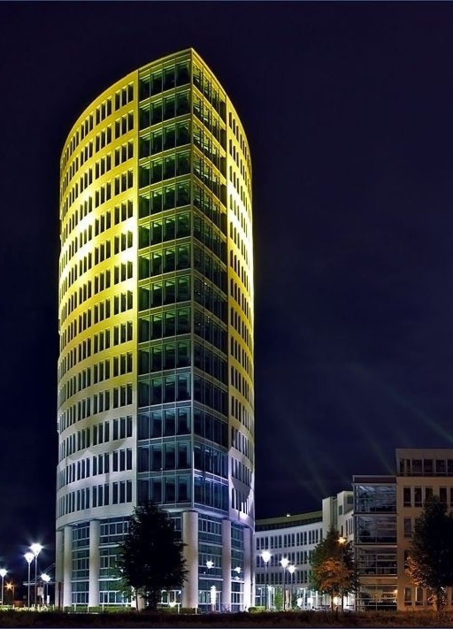 Publity Kauft Abc Tower In Koln Porz