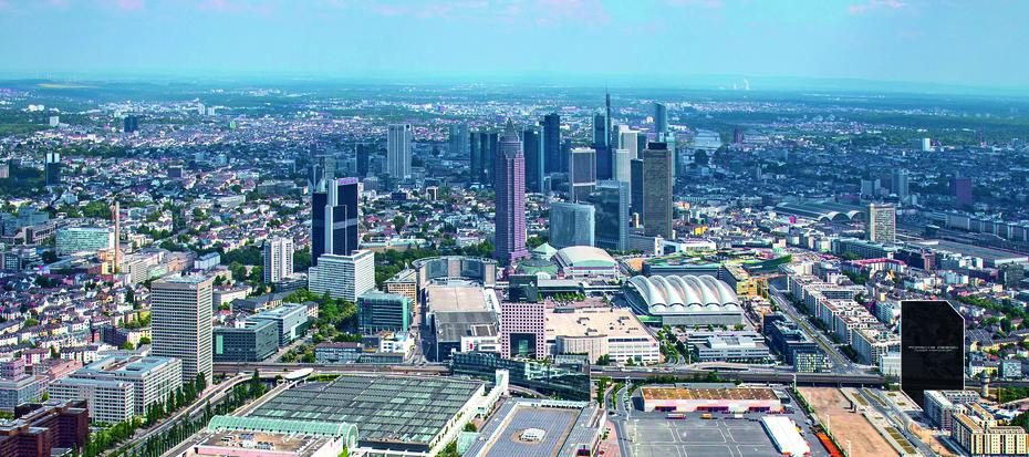 Frankfurt Porsche Design Tower Mit 200 Wohnungen Geplant