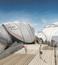 Ausstellung zeigt Entwicklung der Expo-Pavillons