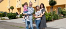 Mietkostenentlastung für einkommensschwache Haushalte