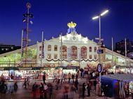 Bild: Hofbräu-Festzelt, München