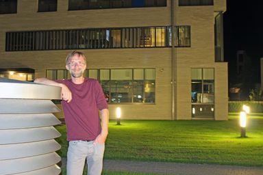 Torsten Rommel führt in Dresden die galerie module und die Kreativraumagentur. Er ist Ansprechpartner für die Immobilien- und die Kreativwirtschaft.
