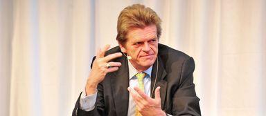 Jan Bettink, Vorstandsvorsitzender der Berlin Hyp und Präsident des Verbands deutscher Pfandbriefbanken.