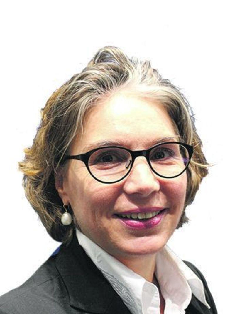 Sabine Märten, Inhaberin von Sabine Märten Executive Search.