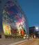 Maxima eröffnete neue Markthal in Rotterdam