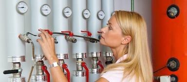 25 Studienplätze gibt es in dem berufsbegleitenden Masterstudiengang Energieeffizienz-Management, der sich eng an den Praxisfragen der Studierenden orientiert.
