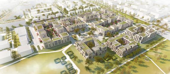 Bild: KCAP Architects & Planners/B & V Braun Canton Volleth Architekten