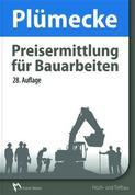 Preisermittlung für Bauarbeiten
