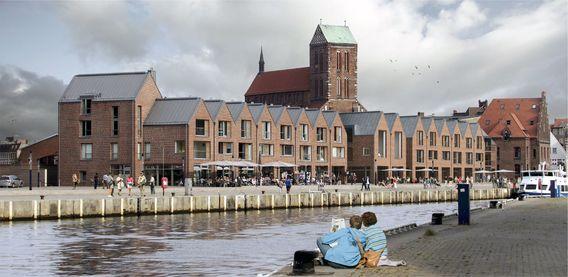 Bild: Wohnungsbaugesellschaft Wismar