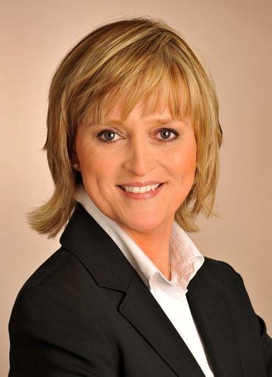 Christine Hager.