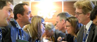 Auch ungeplant ergeben sich auf der Mipim interessante Kontakte. Aber viele Personalberater steuern ganz gezielt Cannes an.