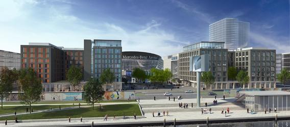 Berlin: 190-Mio.-Euro-Investment auf dem Anschutz-Areal