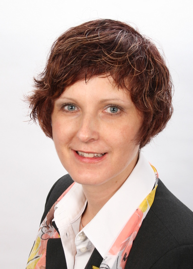 Iris Schönbeck, Director Human Resources.