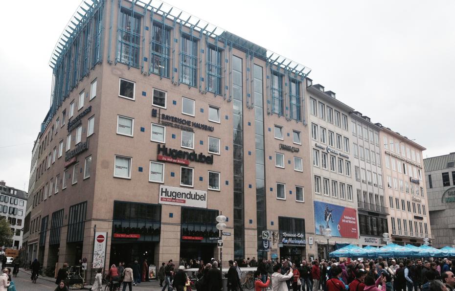Telekom Marienplatz
