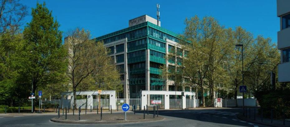 Offenbach ehemaliges honeywell haus am kaiserlei verkauft for Immobilien offenbach
