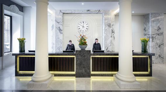 Bild: Titanic Hotels