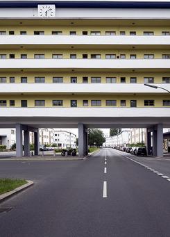 Berlin: Weiße Stadt verbucht Etappensieg