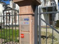 Zusammenschluss der Architekturbüros agn und smp
