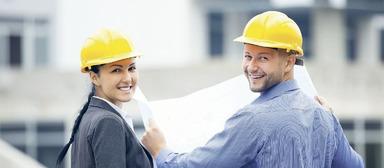 Gut ausgebildete Ingenieure haben gut lachen: Sie sind derzeit auf dem Arbeitsmarkt gefragt. Knapp ein Drittel der offenen Stellen richtet sich an Ingenieure aus dem Bereich Bau, Vermessung, Gebäudetechnik und Architektur.