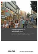 Handelsexpansion in Deutschland 2015