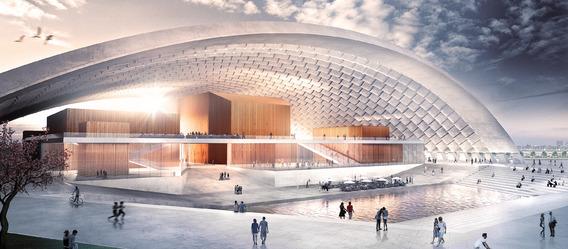 Bild: Campo/Jürke Architekten/KMS Blackspace