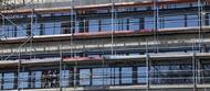 Sanierung von 2.300 Bundesgebäuden kostet 4,1 Mrd. Euro