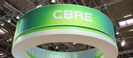 CBRE legt in Deutschland um 75% zu