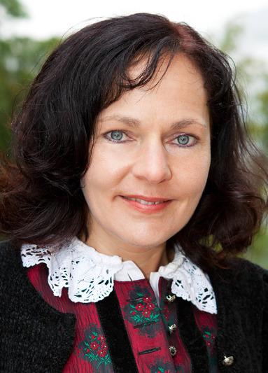 Ursula Hölzl.
