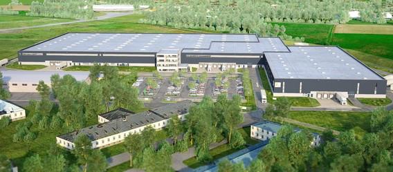 DAL lässt Standort für DS Smith bei Hanau bauen