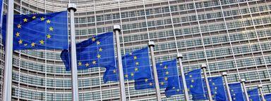 Im Berlaymont-Gebäude hat die Europäische Kommission ihren Sitz. Sie sieht in der Honorarordnung für Architekten und Ingenieure einen Verstoß gegen die Dienstleistungsrichtlinie.