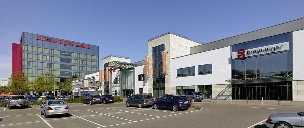 Sindelfingen Hat Das Beste Einkaufszentrum