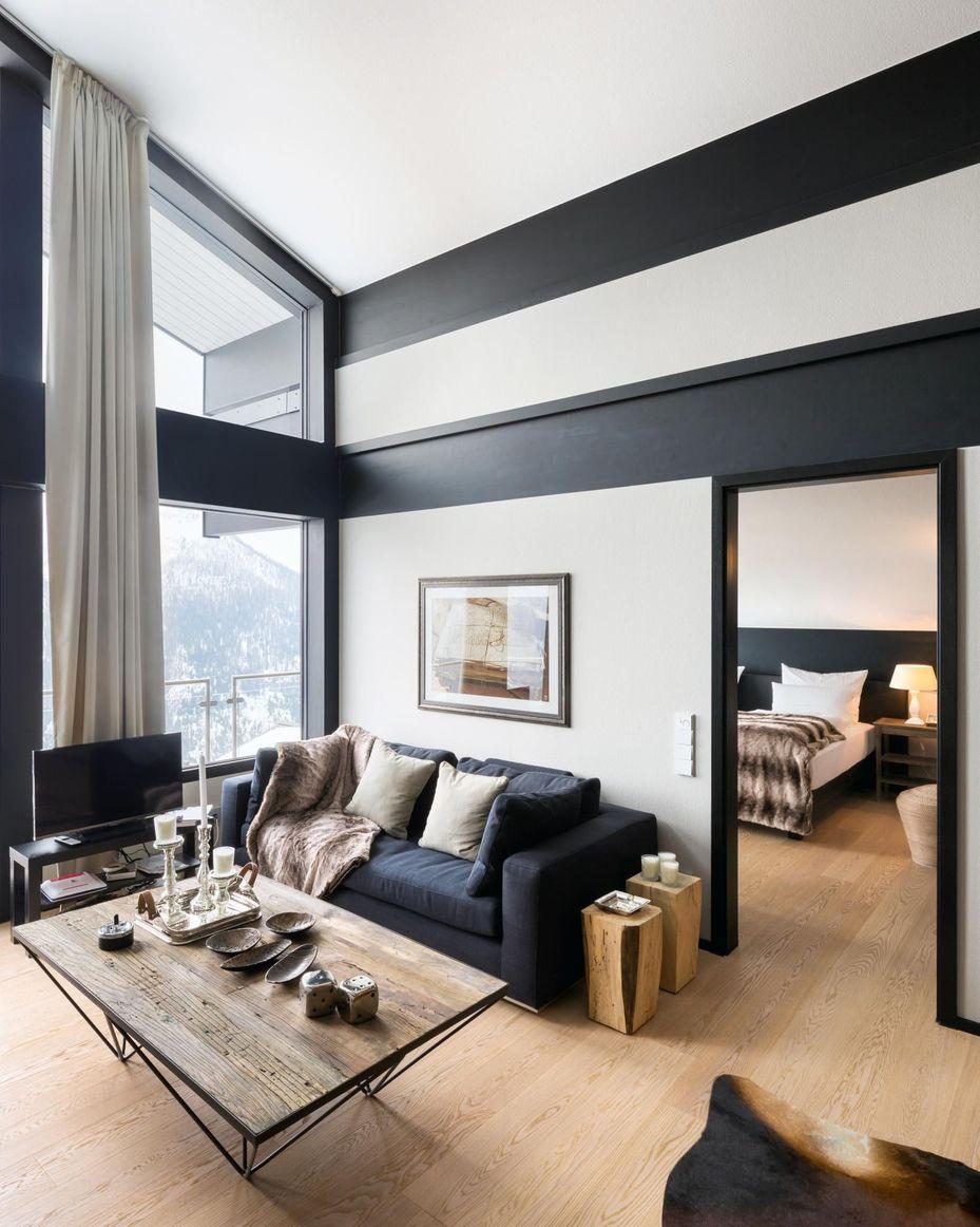 Holzhäuser für Design-Feinschmecker