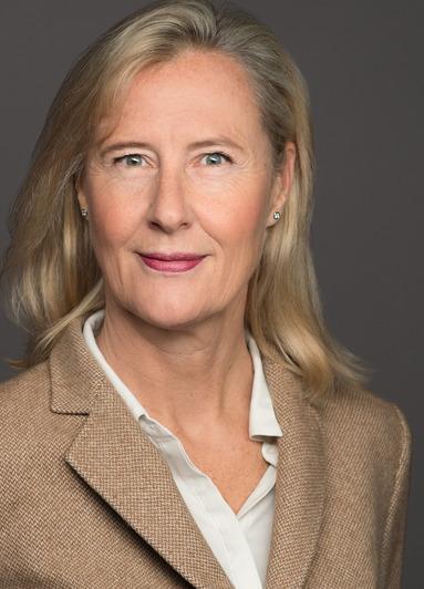 Kristina Haverkamp.