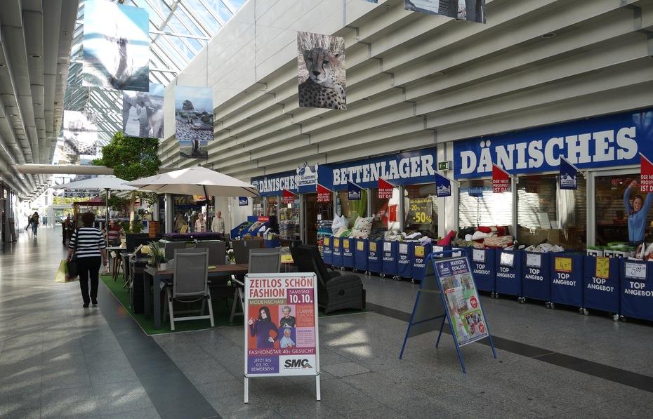 Dänisches Bettenlager plant weitere CityStores