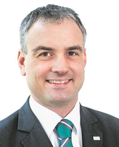 Denis McGee, künftiger Ex-Pressesprecher des ZIA.