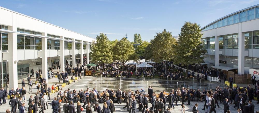 Bild: Messe München International