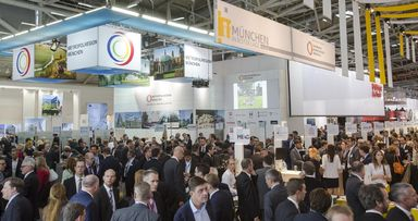 Zur Expo Real in München reisen auch die Personalberater an. Sie treffen dort vor allem ihre Auftraggeber, die Unternehmen. Gespräche mit Kandidaten werden meist nach der Messe geführt.