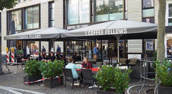 Coffee-Shops suchen die letzten weißen Flecken