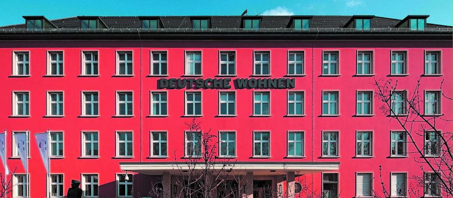 deutsche wohnen wehrt sich gegen vonovia bernahmepl ne. Black Bedroom Furniture Sets. Home Design Ideas
