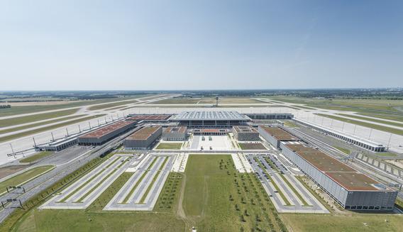 Bild: Flughafen Berlin Brandenburg GmbH