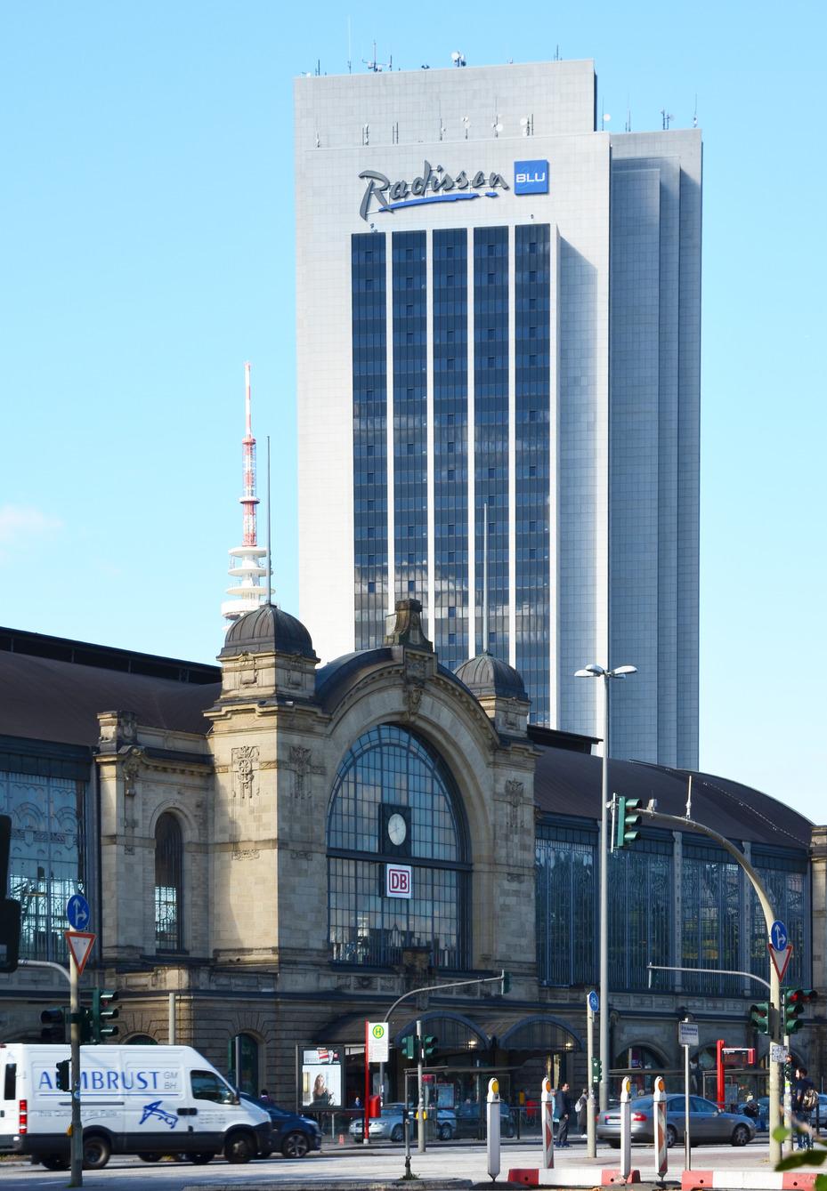 Hotel Hamburg Radisson Blue